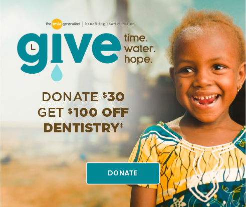 Donate $30, Get $100 Off Dentistry - Southglenn Modern Dentistry